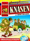 Cover for Samlade serierariteter: Knasen (Semic, 1986 series) #1959