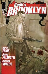 Cover Thumbnail for Back to Brooklyn (Image, 2008 series) #2