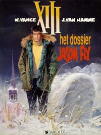 Cover Thumbnail for XIII (Dargaud Benelux, 1984 series) #6 - Het dossier Jason Fly