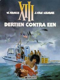 Cover Thumbnail for XIII (Dargaud Benelux, 1984 series) #8 - Dertien contra Een