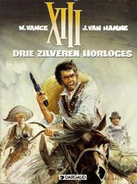 Cover Thumbnail for XIII (Dargaud Benelux, 1984 series) #11 - Drie zilveren horloges