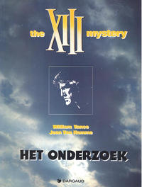 Cover Thumbnail for XIII (Dargaud Benelux, 1984 series) #13 - Het onderzoek