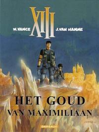 Cover Thumbnail for XIII (Dargaud Benelux, 1984 series) #17 - Het goud van Maximiliaan