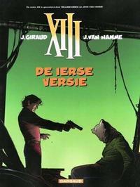 Cover Thumbnail for XIII (Dargaud Benelux, 1984 series) #18 - De Ierse versie
