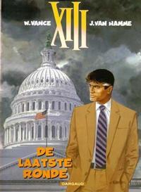Cover Thumbnail for XIII (Dargaud Benelux, 1984 series) #19 - De laatste ronde