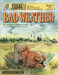 Cover Thumbnail for Journey (Fantagraphics, 1987 series) #2 - Bad Weather
