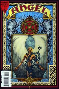 Cover Thumbnail for Angel: Revelations (Marvel, 2008 series) #3