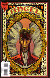 Cover Thumbnail for Angel: Revelations (Marvel, 2008 series) #5