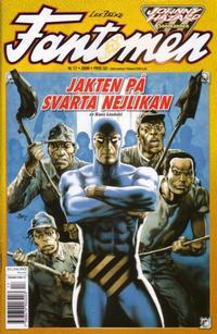 Cover Thumbnail for Fantomen (Egmont, 1997 series) #17/2008