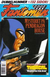 Cover Thumbnail for Fantomen (Egmont, 1997 series) #18-19/2008