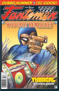 Cover Thumbnail for Fantomen (Egmont, 1997 series) #22-23/2008