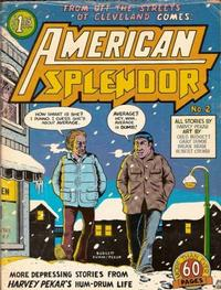 Cover Thumbnail for American Splendor (Harvey Pekar, 1976 series) #2