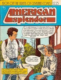 Cover Thumbnail for American Splendor (Harvey Pekar, 1976 series) #6