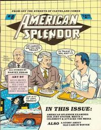 Cover Thumbnail for American Splendor (Harvey Pekar, 1976 series) #8