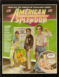 Cover Thumbnail for American Splendor (Harvey Pekar, 1976 series) #9