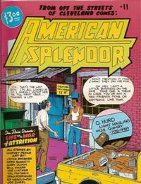 Cover Thumbnail for American Splendor (Harvey Pekar, 1976 series) #11