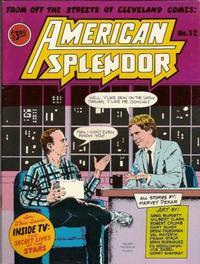 Cover Thumbnail for American Splendor (Harvey Pekar, 1976 series) #12