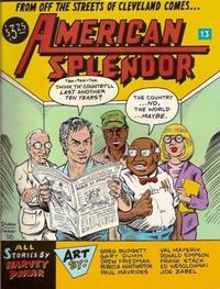 Cover Thumbnail for American Splendor (Harvey Pekar, 1976 series) #13