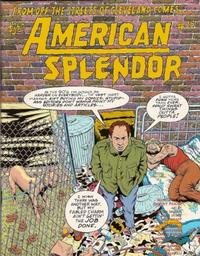 Cover for American Splendor (Harvey Pekar, 1976 series) #15