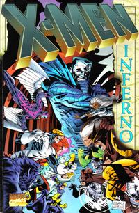 Cover Thumbnail for X-Men: Inferno (Marvel, 1996 series)  [First Printing]