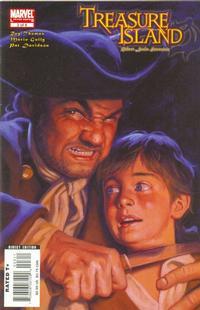 Cover Thumbnail for Marvel Illustrated: Treasure Island (Marvel, 2007 series) #3