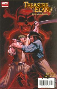 Cover Thumbnail for Marvel Illustrated: Treasure Island (Marvel, 2007 series) #4