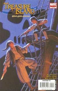 Cover Thumbnail for Marvel Illustrated: Treasure Island (Marvel, 2007 series) #5