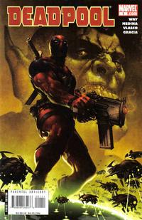 Cover Thumbnail for Deadpool (Marvel, 2008 series) #1 [Crain Cover]