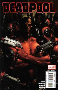 Cover Thumbnail for Deadpool (Marvel, 2008 series) #2 [Crain Cover]