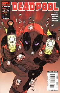 Cover Thumbnail for Deadpool (Marvel, 2008 series) #4