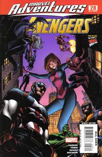 Cover Thumbnail for Marvel Adventures The Avengers (Marvel, 2006 series) #28