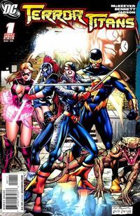 Cover Thumbnail for Terror Titans (DC, 2008 series) #1