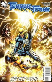 Cover Thumbnail for Terror Titans (DC, 2008 series) #3