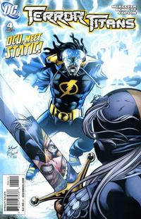 Cover Thumbnail for Terror Titans (DC, 2008 series) #4