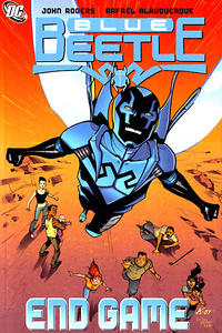 Cover Thumbnail for Blue Beetle: End Game (DC, 2008 series)