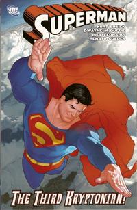 Cover Thumbnail for Superman: The Third Kryptonian (DC, 2008 series)