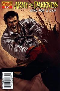 Cover Thumbnail for Army of Darkness (Dynamite Entertainment, 2007 series) #13