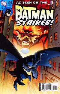Cover Thumbnail for The Batman Strikes (DC, 2004 series) #50