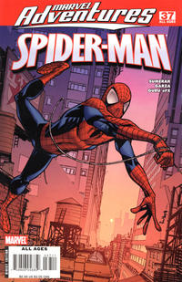 Cover for Marvel Adventures Spider-Man (Marvel, 2005 series) #37