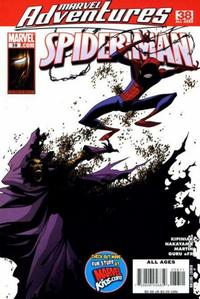 Cover Thumbnail for Marvel Adventures Spider-Man (Marvel, 2005 series) #38