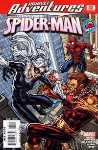 Cover Thumbnail for Marvel Adventures Spider-Man (Marvel, 2005 series) #42