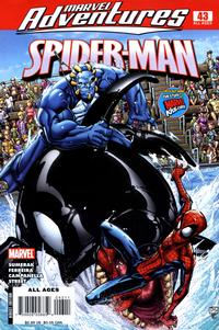 Cover Thumbnail for Marvel Adventures Spider-Man (Marvel, 2005 series) #43
