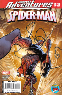 Cover Thumbnail for Marvel Adventures Spider-Man (Marvel, 2005 series) #44