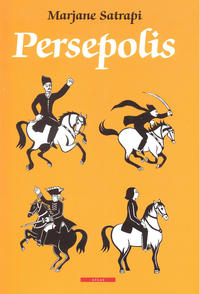 Cover Thumbnail for Persepolis (Atlas Contact, 2005 series)
