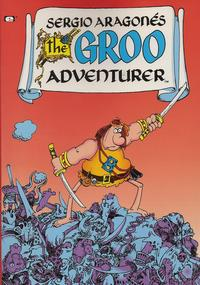 Cover Thumbnail for The Groo Adventurer (Marvel, 1990 series)