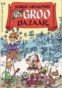 Cover Thumbnail for The Groo Bazaar (Marvel, 1991 series)