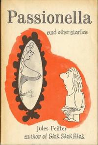 Cover Thumbnail for Passionella and Other Stories (McGraw-Hill, 1959 series)