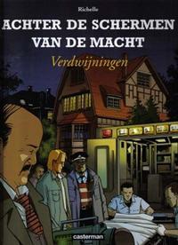 Cover for Achter de schermen van de macht (Casterman, 2001 series) #7