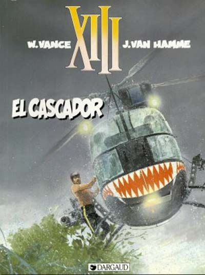 Cover for XIII (Dargaud Benelux, 1984 series) #10 - El Cascador