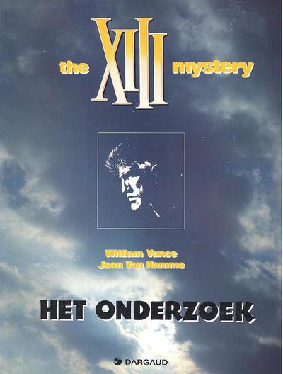 Cover for XIII (Dargaud Benelux, 1984 series) #13 - Het onderzoek